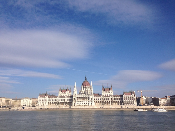 Budapest Parliament (2)