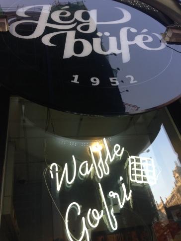 Budapest Waffle House