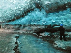 The Crystal Ice Cave